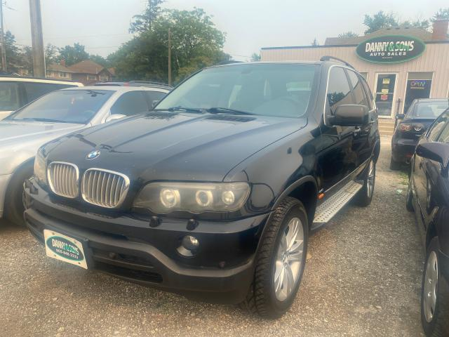 2003 BMW X5 4.4i AS-IS