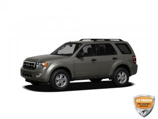 Used 2010 Ford Escape XLT Automatic | CLEAN CARFAX | FOG LAMPS | HEATED SEATS | LEATHER | for sale in Barrie, ON