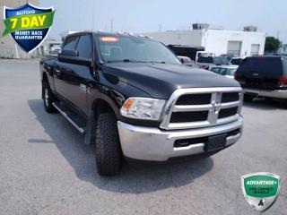 Used 2015 RAM 2500 SLT   CLEAN CARFAX   DIESEL   CLOTH INTERIOR   REMOTE START   for sale in Barrie, ON