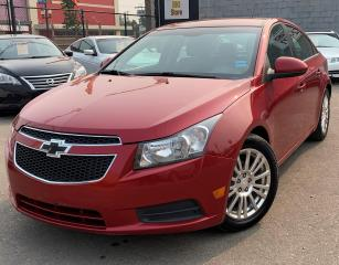 Used 2012 Chevrolet Cruze CRUISE CONTROL! A/C! REMOTE START! for sale in Saskatoon, SK