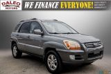 2005 Kia Sportage EX / LEATHER / SUNROOF / COMES FULLY CERTIFIED / Photo27