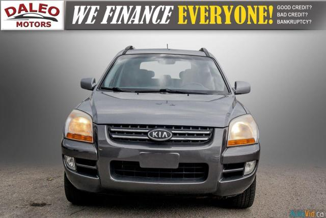 2005 Kia Sportage EX / LEATHER / SUNROOF / COMES FULLY CERTIFIED / Photo2