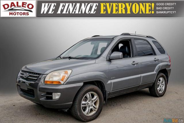 2005 Kia Sportage EX / LEATHER / SUNROOF / COMES FULLY CERTIFIED / Photo3