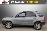 2005 Kia Sportage EX / LEATHER / SUNROOF / COMES FULLY CERTIFIED / Photo30
