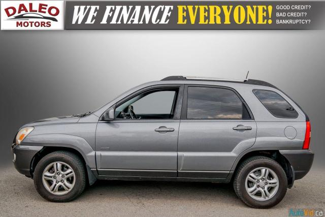 2005 Kia Sportage EX / LEATHER / SUNROOF / COMES FULLY CERTIFIED / Photo4