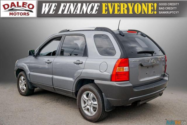 2005 Kia Sportage EX / LEATHER / SUNROOF / COMES FULLY CERTIFIED / Photo5