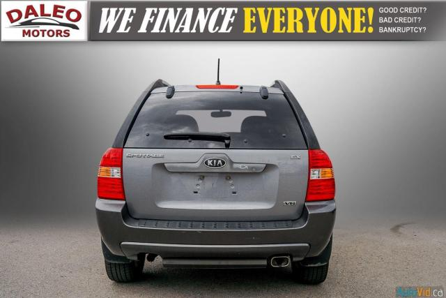 2005 Kia Sportage EX / LEATHER / SUNROOF / COMES FULLY CERTIFIED / Photo6