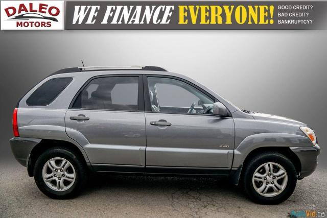 2005 Kia Sportage EX / LEATHER / SUNROOF / COMES FULLY CERTIFIED / Photo8
