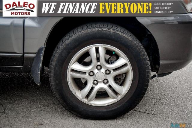 2005 Kia Sportage EX / LEATHER / SUNROOF / COMES FULLY CERTIFIED / Photo25
