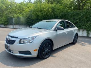 Used 2014 Chevrolet Cruze 2LS for sale in North York, ON