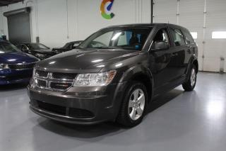 Used 2017 Dodge Journey Canada Value Pkg for sale in North York, ON