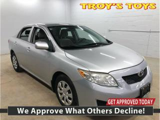 Used 2010 Toyota Corolla CE for sale in Guelph, ON