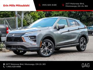 New 2022 Mitsubishi Eclipse Cross ES S-AWC for sale in Mississauga, ON