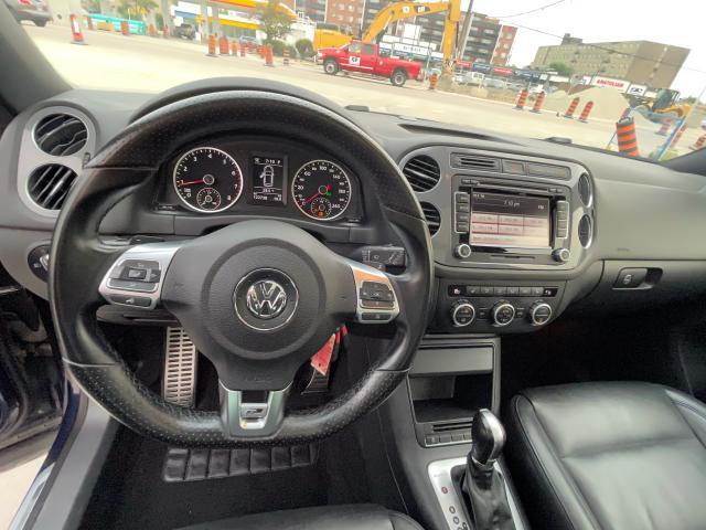 2014 Volkswagen Tiguan Highline  R-Line AWD NAVIGATION /PANORAMIC SUNROOF Photo16