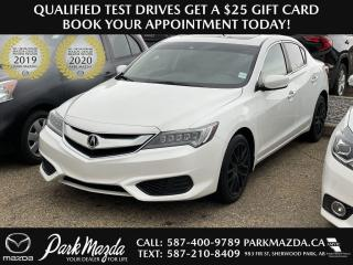 Used 2016 Acura ILX Tech Package for sale in Sherwood Park, AB