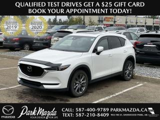 Used 2019 Mazda CX-5 Signature for sale in Sherwood Park, AB