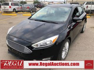 Used 2018 Ford Focus Titanium 4D Hatchback 2.0L for sale in Calgary, AB