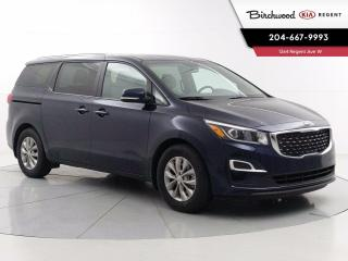 Used 2020 Kia Sedona LX | Rare Find! | One Owner | 8 Seater | Android Auto | Apple Carplay | Rearview Camera | for sale in Winnipeg, MB