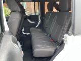 2015 Jeep Wrangler Sahara Unlimited/4X4/3.6L/ONE OWNER/SAFETY INCLUDE