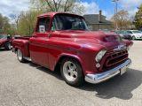 Photo of Maroon 1957 Chevrolet 3100 Pickup