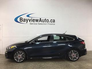 Used 2020 Kia Forte5 GT - AUTO! HATCHBACK! ALLOYS! SUNROOF! for sale in Belleville, ON