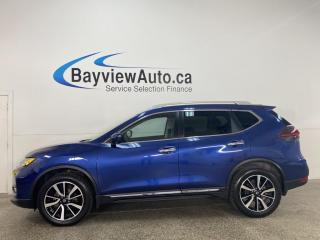 Used 2020 Nissan Rogue SL - AWD! PANOROOF! NAV! HEATED LEATHER! ADAPTIVE CRUISE! + MUCH MORE! for sale in Belleville, ON