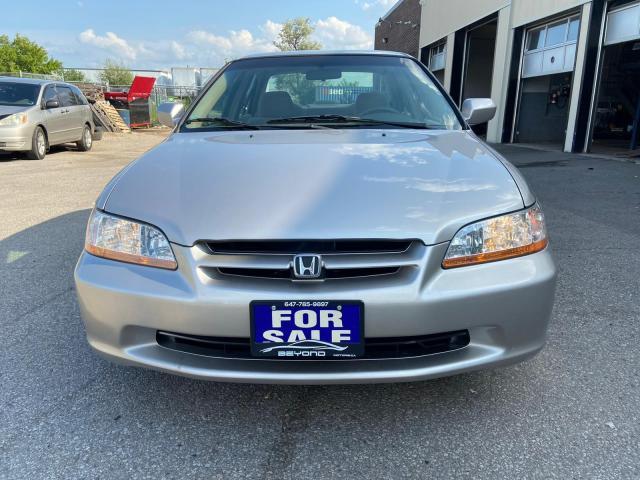 1999 Honda Accord CERTIFIED, CRUISE CONTROL, ANTI LOCK BRAKES