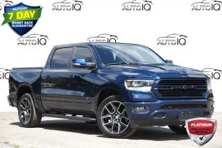 Used 2020 RAM 1500 Rebel 1500 SPORT | 4WD | LEATHER | NAVI | SUNROOF | for sale in Kitchener, ON