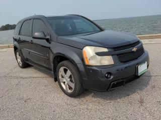 Used 2008 Chevrolet Equinox Sport AWD Heated Seats Bluetooth OnStar for sale in Belle River, ON