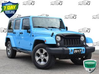Used 2017 Jeep Wrangler Unlimited Sahara This just in!!! for sale in St. Thomas, ON