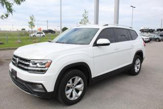 Used 2018 Volkswagen Atlas 2.0T Comfortline for sale in Whitby, ON