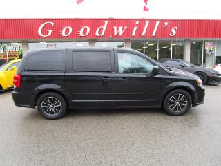 Used 2014 Dodge Grand Caravan CLEAN CARFAX! DVD! VOICE COMMAND! for sale in Aylmer, ON
