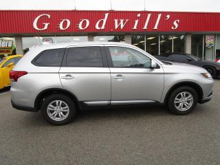 Used 2019 Mitsubishi Outlander CLEAN CARFAX! LOTS OF FACTORY WARRANTY! for sale in Aylmer, ON