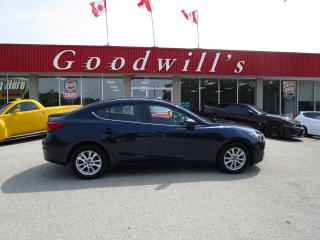 Used 2015 Mazda MAZDA3 GS! MANUAL TRANS.! CLEAN CARFAX! for sale in Aylmer, ON