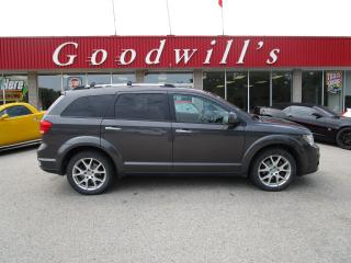 Used 2016 Dodge Journey 7 PASS! REMOTE START! LOCAL TRADE! for sale in Aylmer, ON