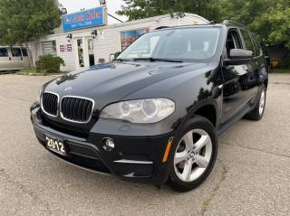 Used 2012 BMW X5 AWD 4dr 35i  *7 SEATS , premium pkg, ACCIDENT FREE for sale in Brampton, ON