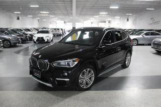 2017 BMW X1 XDRIVE28i NO ACCIDENTS I LEATHER I REAR CAMERA I PUSH START