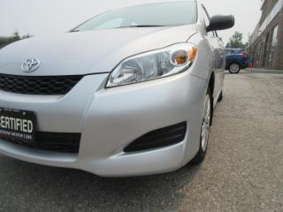 Used 2010 Toyota Matrix ONLY 60,309 KMS for sale in Newmarket, ON