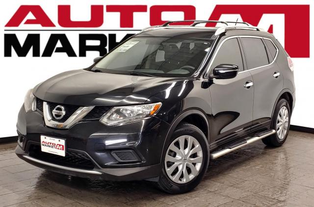 2015 Nissan Rogue S Certified!AWD!BackupCamera!WeApproveAllCredit!