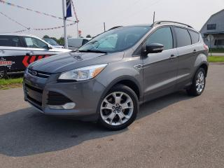 Used 2013 Ford Escape SEL 4WD No Accidents for sale in Dunnville, ON