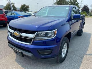 Used 2015 Chevrolet Colorado 2WD Ext Cab for sale in Ottawa, ON