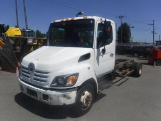 Used 2005 Hino 185 Dually Diesel Cab and Chassis for sale in Burnaby, BC