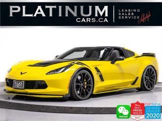 Used 2018 Chevrolet Corvette Grand Sport 2LT, 460HP, CAM, NAV, HEADS UP, BOSE for sale in Toronto, ON