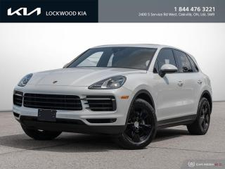 Used 2019 Porsche Cayenne AWD - PREMIUM PKG   PANO ROOF   CLEAN CARAX for sale in Oakville, ON