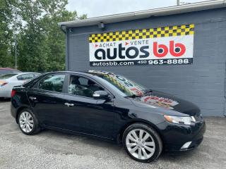 Used 2010 Kia Forte for sale in Laval, QC