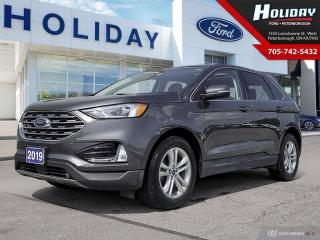 Used 2019 Ford Edge SEL for sale in Peterborough, ON