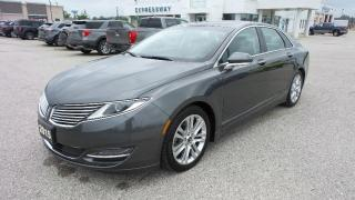 Used 2015 Lincoln MKZ for sale in New Hamburg, ON