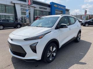 New 2022 Chevrolet Bolt EUV LT for sale in Brampton, ON