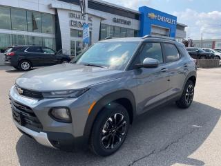 New 2021 Chevrolet TrailBlazer LT for sale in Brampton, ON