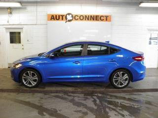 Used 2017 Hyundai Elantra Limited for sale in Peterborough, ON